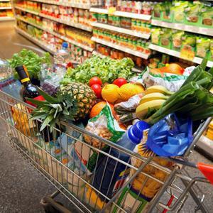 Магазины продуктов Подпорожье