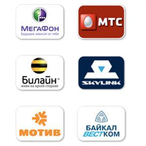 Операторы сотовой связи Подпорожье