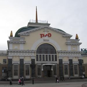 Железнодорожные вокзалы Подпорожье